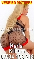 KARLA INDEPENDENT COLOMBIAN ESCORT KILBURN LONDON NW6
