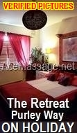 THE PURLEY RETREAT MASSAGE PARLOURS IN PURLEY WAY WADDON SURREY