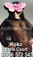 KOKO INDEPENDENT JAPANESE MASSEUSE EARLS COURT LONDON SW5
