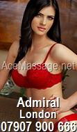 ADMIRAL ESCORT AGENCY IN LONDON